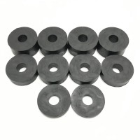 10mm (M10) Rubber Spacers/Standoff Washers (32mm diameter)