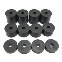 4mm (M4) Rubber Spacers/Standoff Washers (16mm diameter)