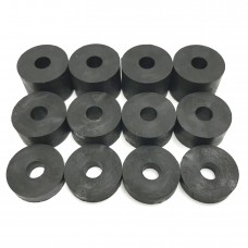 6mm (M6) Rubber Spacers/Standoff Washers