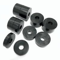 8mm (M8) Nylon Spacers - Black