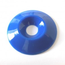 8mm (M8) Countersunk Washer - Blue