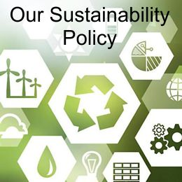 Our Sustainability Policy